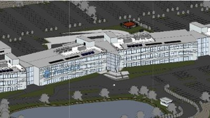 Pramerica is building a new campus which has the potential to accommodate 1,800 staff