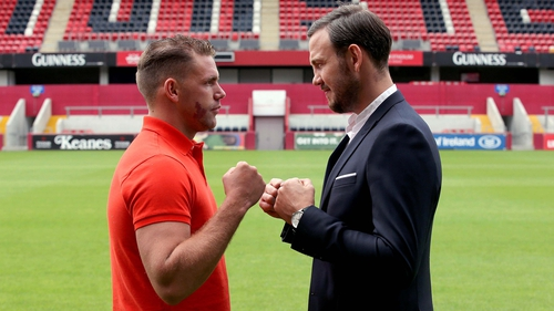 Andy Lee could still feature on the card at the Manchester Arena