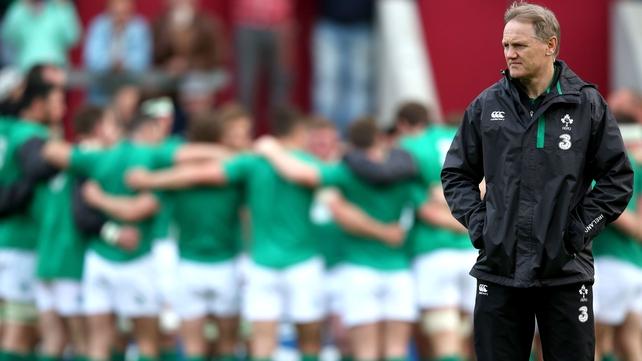 Corrigan: Schmidt already knows World Cup squad