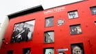 The Wall of Fame at the Irish Rock 'n' Roll Museum Experience Temple Bar