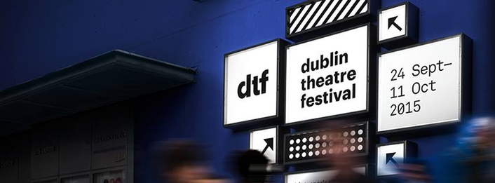 Programme for Dublin Theatre Festival 2015