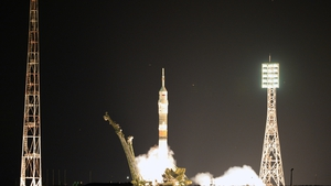 Soyuz rocket blasted off from Baikonur Cosmodrome