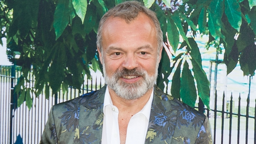 After publishing two volumes of memoirs, Graham Norton has written his first novel.
