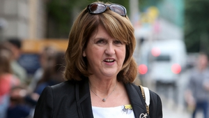 Joan Burton said the banking inquiry should be allowed to take its course