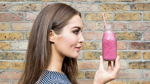 Roz Purcell's Morning Power Shot Smoothie