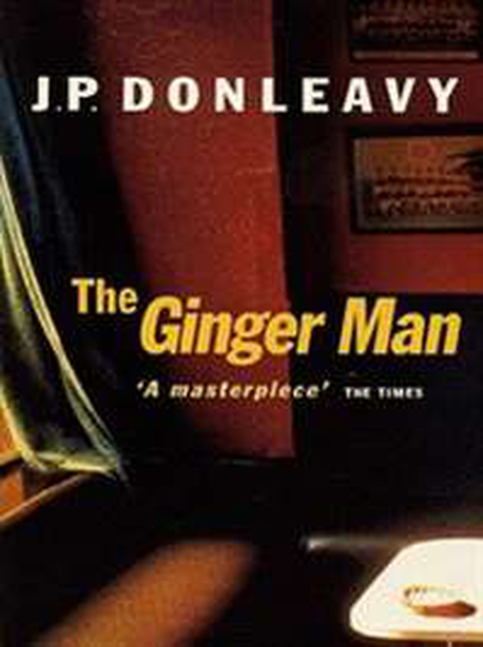 "Anniversary of ""The Ginger Man"" by JP Donleavy"
