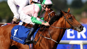Deauville is amongst a large list of Aidan O'Brien entries for Saturday's race