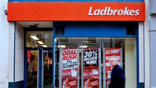 Ladbrokes owner GVC Holdings has made plans to relocate servers hosting online gambling platforms to Ireland
