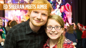 Ed Sheeran on The Late Late Toy Show