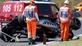 VIDEO: Perez walks away from Hungary crash