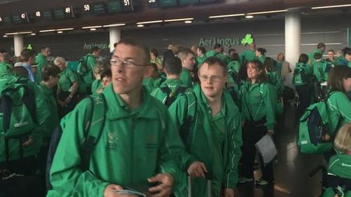 Lúthchleasaithe Team Ireland