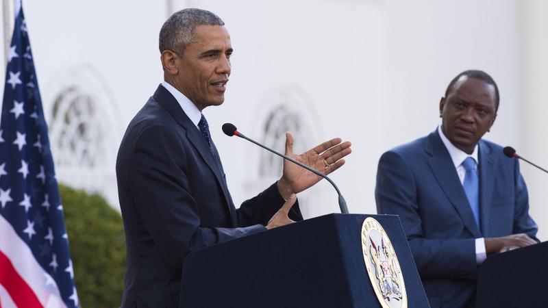 on gay stance Obama
