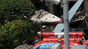 The single-engine propeller aircraft was en route to Izuoshima Island when it crashed