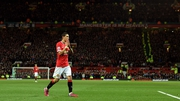 Angel Di Maria could soon be blowing his final kisses of farewell to Manchester United