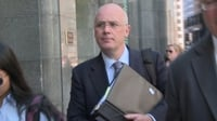 Drumm waives right to fight extradition request