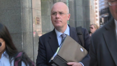David Drumm's bail hearing was due to take place last Friday, but has been postponed until Monday