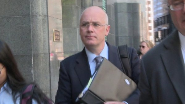 It is understood the committee has decided to admit David Drumm's written statement