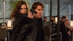 Cruise (seen here with Mission: Impossible - Rogue Nation co-star Rebecca Ferguson) - Hoping to shoot film next summer