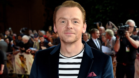 Simon Pegg is back as Benji in his third run in the M:I franchise