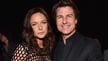 Rebecca Ferguson opens up about her Mission: Impossible - Rogue Nation co-star Tom Cruise