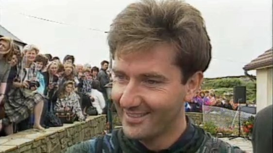 Daniel O'Donnell Tea Party