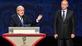 Putin claims Blatter deserves a Nobel prize