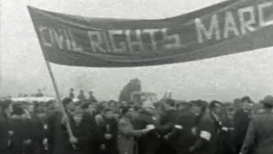 Civil Rights March in Newry