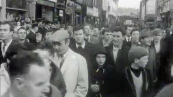 Derry Civil Rights Demonstration
