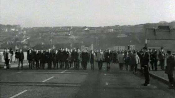 Civil Rights March, Derry, 16 November, 1968