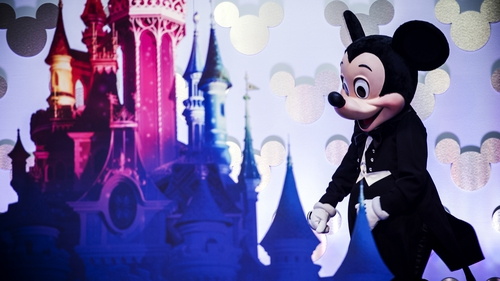 Disney's net income rose to $1.61 billion in the third quarter