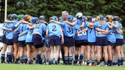 The Dublin camogie team