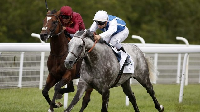 Solow shines again at Goodwood