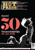 The 50 best Irish gigs of all time?