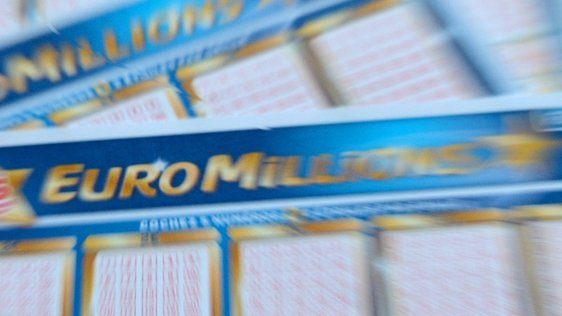 113m Euro Win in EuroMillions Lottery