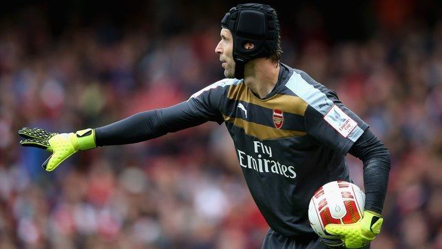 Flamini: Cech signing a favour to Arsenal