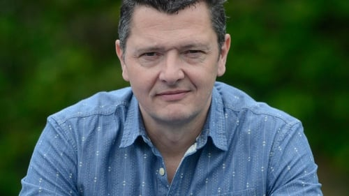 Jason Johnson whose new novel, Aloysius Tempo is not for the faint-hearted.