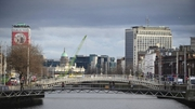 Ireland's economy accelerated by 1.4% in the first three months of this year