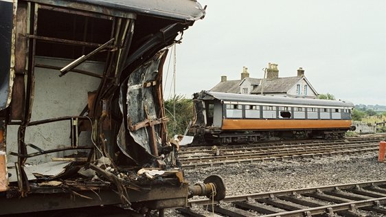 Buttevant Train Crash 1980
