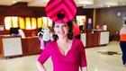 Maura Derrane stuns at Galway Races Ladies Day'