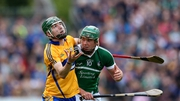 Ronan Lynch and Limerick drove on in the second half to get past the Banner