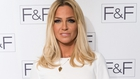 Former Girls Aloud star Sarah Harding for Saturday Night with Miriam
