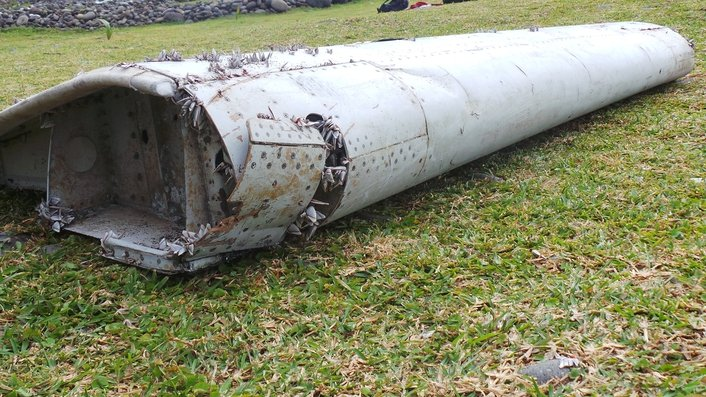 Australia increasingly confident debris from MH370
