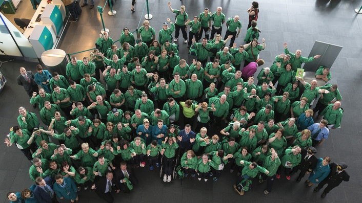 Further success for Team Ireland in LA