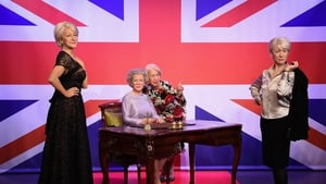 Seeing more than double - Helen Mirren meets her waxworks in Madame Tussauds