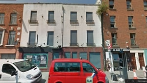 Last month the Irish Housing Network entered the building, which it has called 'Bolt Hostel' (pic: google maps)