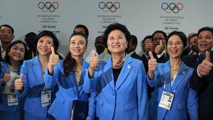 China's Vice Premier Liu Yandong headed up the successful bid