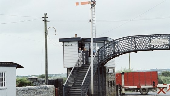 Buttevant Signal Box