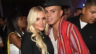 Ashlee Simpson and Evan Ross welcome their first child, a baby girl
