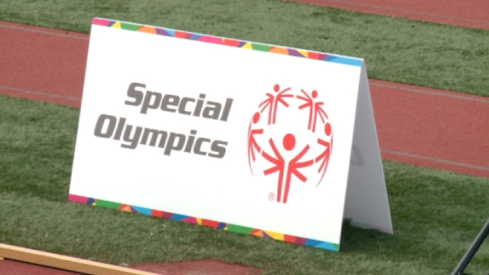 Special Olympics athletes return in triumph