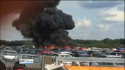 Nine News Web: Four dead following private jet crash in Hampshire